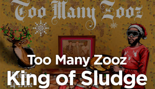 【Too Many Zooz】のドラム、King of Sludge氏のこと