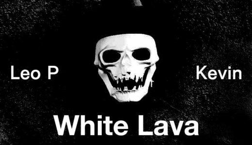 Leo P「White Lava」と Sax Ruins